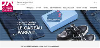 Outlet Aubonne gift card purchase