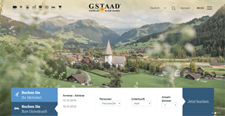 Gstaad shopping