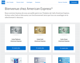 American Express gift card purchase