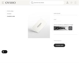 Oysho gift card balance check