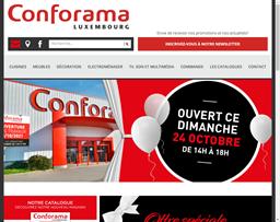 Conforama shopping