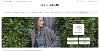 Cyrillus shopping