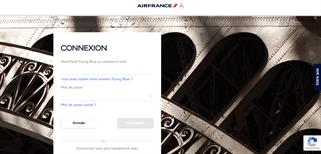Air France Belgium gift card balance check