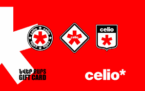 Celio gift card design and art work