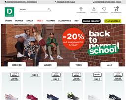 Deichmann shopping