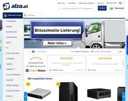 Alza shopping