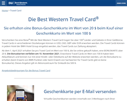 Best Western Hotels gift card purchase