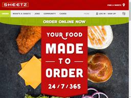 Sheetz shopping