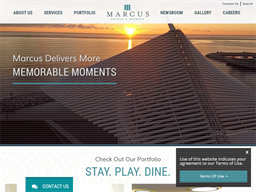 Marcus Hotels & Resorts shopping