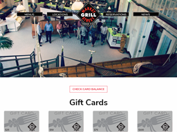 Market Street Grill gift card purchase