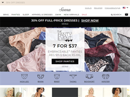 Soma Intimates shopping