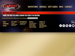 Marquee Cinemas gift card balance check