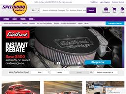 Speedway Motors shopping
