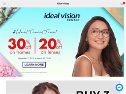 Ideal Vision shopping