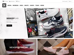 DC Shoes shopping