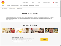 Shell Fleet Card gift card purchase