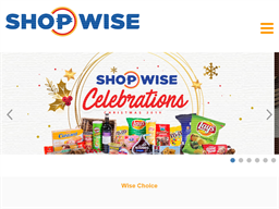 Shopwise Wise Cards shopping