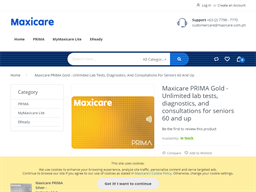 Maxicare gift card purchase