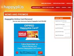 happyplus gift card purchase