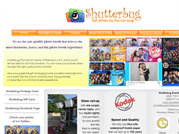 Shutterbug Photo Booth shopping