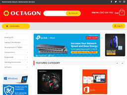 Octagon Computer Superstore shopping