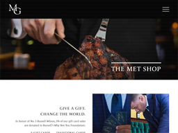 Metropolitan Grill gift card purchase