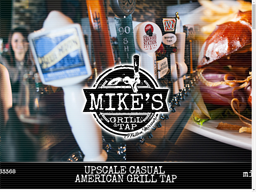 MIKE'S grill + tap shopping