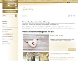 Lärchenhof Tirol gift card purchase