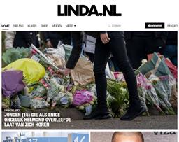 Linda shopping
