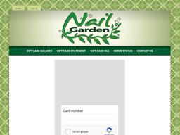 Nail Garden Local Gift Card gift card purchase