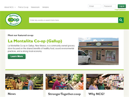 National Co+op Grocers shopping