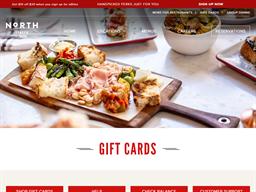 North Italia gift card purchase