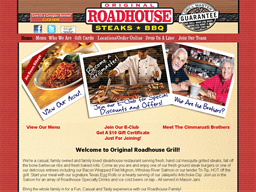 Original Roadhouse Grill shopping