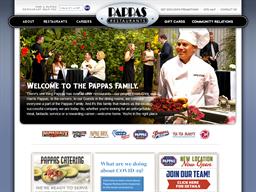 Pappas Restaurants shopping