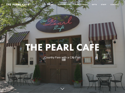 Pearl Cafe shopping
