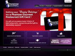 Phantom Gourmet Restaurants shopping