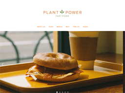 Plant Power Fast Food shopping