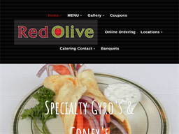 Red Olive Restaurants shopping