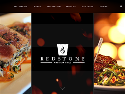 Redstone American Grill shopping