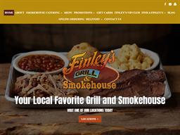 Finley's Grill & Smokehouse shopping