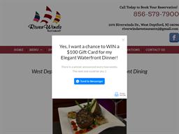 River Winds Restaurant shopping