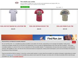 Ron Jon Surf Shop shopping