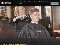 Roosters Men's Grooming Center shopping