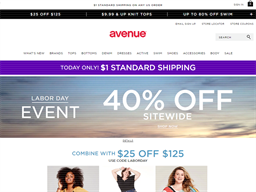 Avenue Stores shopping