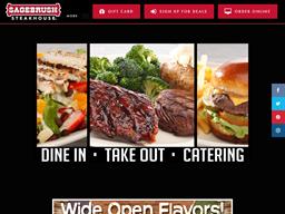 Sagebrush Steakhouse shopping