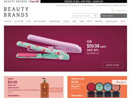 Beauty Brands shopping