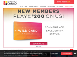 Seminole Casinos shopping