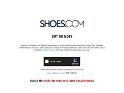 Shoes.com gift card balance check