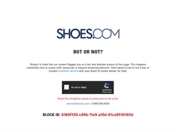 Shoes.com gift card purchase