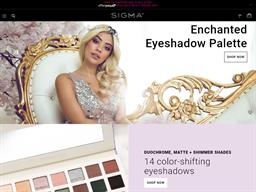 Sigma shopping